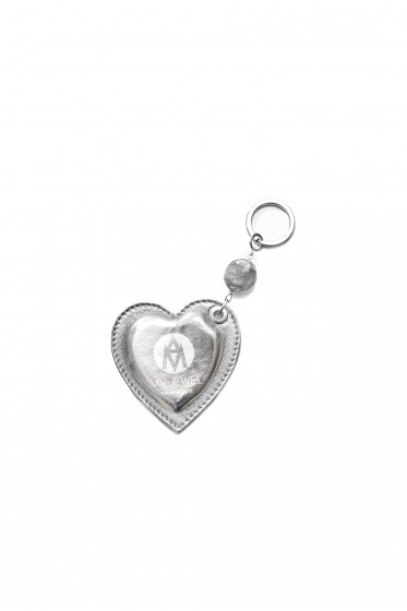 KEY RINGS EMILIE COL. SILVER