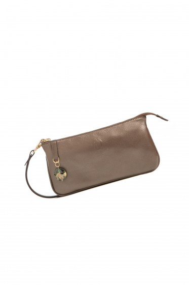 PURSE SELINE COL. BROWN