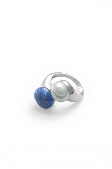 RING CAMILLE COL. BLUE
