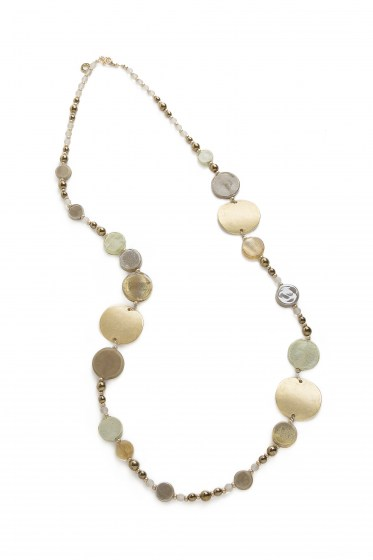 MOON NECKLACE LONG