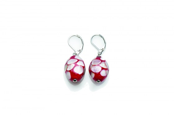 EARRINGS SMERALDA DANGLING P