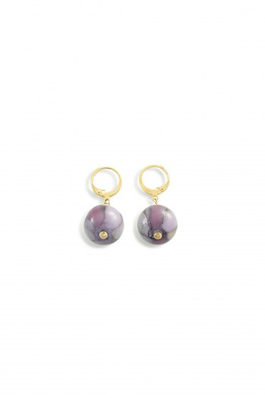 EARRINGS MARGOT SHORT    (3,5cm)